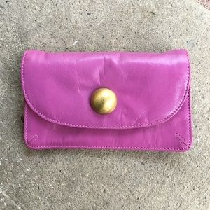 Boutique | Fuschia Leather Wallet